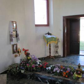 Часовня с могилой схиигумена Иеронима Паломническая поездка в Санаксары и Дивеево 28.06.18 - 01.07.18