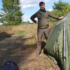 Если есть кому поставить палатку... Выезд на природу, 4.09.2021 г.