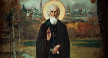 Добавлена проповедь в день памяти Сергия Радонежского