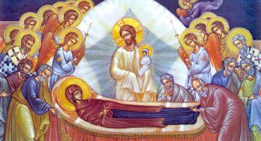 Добавлена проповедь на Успение Богородицы