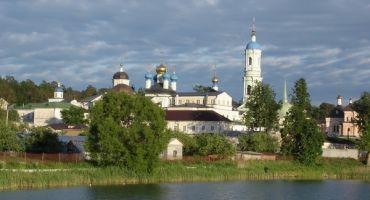 Паломническая поездка по святым местам Руси