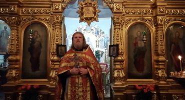 Добавлена проповедь в праздник Собора Архистратига Михаила и прочих Небесных Сил бесплотных