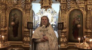 Добавлена проповедь в праздник Рождества Христова