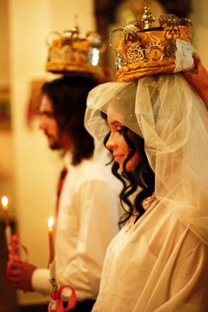 Венчание в церкви цена