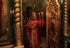 Протоиерей Виктор Гузенко (Пасха, 15 апреля 2012 г., храм Рождества Иоанна Крестителя, г. Харьков)